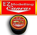 EZ Modelling Adhesive Backed Canvas (2''x36' roll) -- Slot Car Part -- #1910