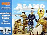 Texas Alamo -- Western Plastic Model Kit -- 1/72 Scale -- #509