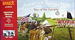 Battle of Monmouth Courthouse Revolutionary War -- Plastic Model Military Diorama -- 1/72 -- #609