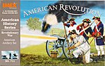 American Artillery Revolutionary War -- Plastic Model Military Diorama -- 1/32 Scale -- #711