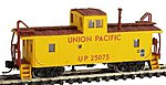 Centralia Car Shops CA-3/CA-4 Caboose Union Pacific -- N Scale Model Train Freight Car -- #6067