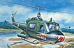 WHIC Gunship -- Plastic Model Helicopter Kit -- 1/72 Scale -- #550050