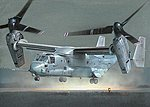 V-22 Osprey -- Plastic Model Helicopter Kit -- 1/48 Scale -- #552622