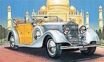 Rolls Royce Phantom II -- Plastic Model Car Kit -- 1/24 Scale -- #553703