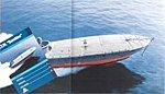 1/35 MTM Barchino Speedboat
