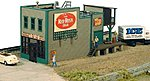 McSoreley's Old Ale House -- Model Railroad Building -- N Scale -- #330
