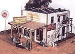 Schmiege's Little Dutch Store -- Model Railroad Building -- HO Scale -- #411