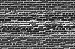 Brick Wall Material red3/ - O-Scale (3)