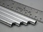 Round Aluminum Tube 5/16x36 (4)