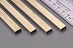 Rectangle Brass Tube 3/16x3/8 (4)