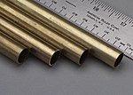 Rd. Brass Tube .029x1/2x36 (4)