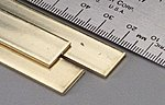 Brass Strip .064x1/2x36 (3)