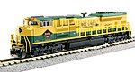 EMD SD70ACe NS (Reading Lines Heritage) -- N Scale Model Train Diesel Locomotive -- #1768508