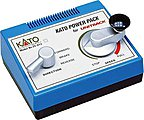 Unitrack Power Pack -- HO Scale Model Train Power Supply Transformer -- #22014