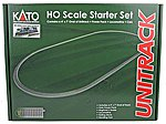 Starter Set EMD SD80MAC Norfolk Southern -- HO Scale Model Train Set -- #302006