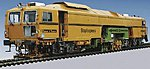 Plasser & Theurer Ballast (Nonpowered Plastic Kits) -- HO Scale Model Railroad Freight Car -- #16050