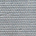 Cobblestone Plastic Sheet Brick -- HO Scale Model Railroad Scratch Supply -- #34124