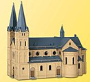 Church Kit -- N Scale Model Railroad Building -- #37025