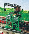 Traveling coal system - N-Scale