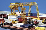 Container Crane -- HO Scale Model Railroad Building Kit -- #38530