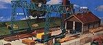 Overhead Log Crane - HO-Scale