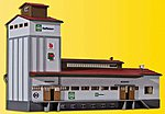 Warehouse -- HO Scale Model Railroad Building Kit -- #39208