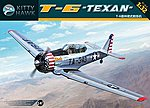 T6G Texan Aircraft -- Plastic Model Airplane Kit -- 1/32 Scale -- #32001