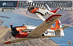 T28B/D Trojan USN Aircraft -- Plastic Model Airplane Kit -- 1/32 Scale -- #32014