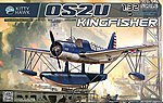 OS2U Kingfisher -- Plastic Model Airplane Kit -- 1/32 Scale -- #32016