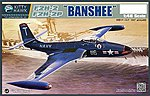 1/48 F2H2/2P Banshee Jet Fighter