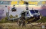 1/48 UH1D Huey Helicopter (New Tool)