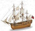 1/60 HMS Endeavour