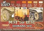 Dust & Rust Diorama Acrylic Set (6 22ml Bottles)