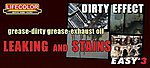 Grease/Oil Leaking & Stains Dirty Effects Acrylic Set (3 22ml Bottles)