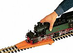 LGB Rerailer -- G Scale Model Train Track Accessory -- #10020