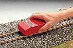 Track cleaning block - G-Scale
