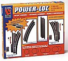 Expander Set - Power-Loc(TM) -- Model Train Track Steel -- HO Scale -- #21328