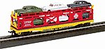 50' Bi-Level Auto Carrier ATSF -- Model Train Freight Car -- HO Scale -- #8303