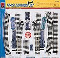 Steel Track Expander Set Double Oval -- Model Train Track -- HO Scale -- #8617