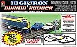 High Iron & Burnin' Rubber - HO-Scale