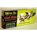 WEIRD-OHS KILLER McBASH -- Plastic Model Fantasy Figure Kit -- #16009