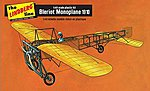 1910 Bleriot Monoplane (Re-Issue) -- Plastic Model Airplane KIt -- 1/48 Scale -- #503