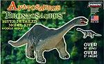 Apatosaurus/Brontosaurus w/Caveman -- Plastic Model Dinosaur Kit -- #70281