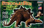 Stegosaurus -- Plastic Model Dinosaur Kit -- #70282