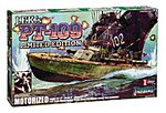 JFK's PT109 WWII USN Boat -- Plastic Model Military Ship Kit -- 1/32 Scale -- #70813
