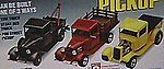 1934 Ford Pickup -- Plastic Model Truck Kit -- 1/25 Scale -- #72157