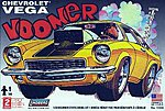 Chevy Vega Voomer Vehicle -- Plastic Model Car Kit -- 1/20 Scale -- #72333
