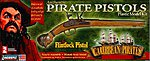 Flintlock Pistol Gun -- Pirate Plastic Model Kit -- #78001
