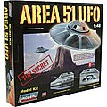 Area 51 UFO Alien Martian -- Science Fiction Plastic Model Kit -- 1/48 Scale -- #91006