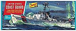 U.S. Coast Guard Patrol Boat -- Plastic Model Military Ship Kit -- 1/82 Scale -- #hl216-12